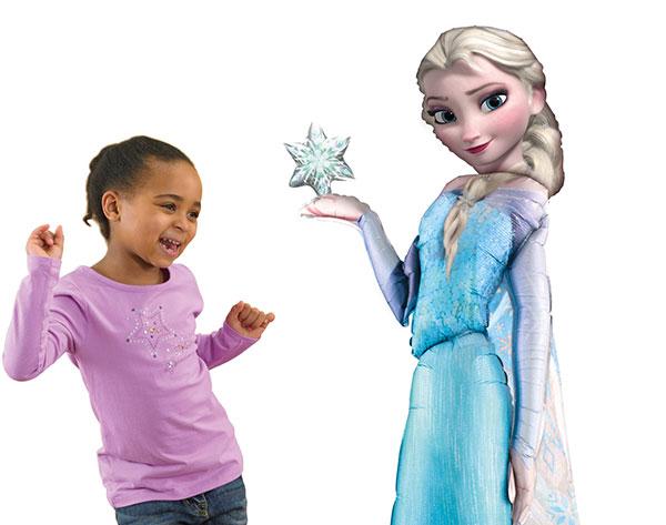 Elsa Grande Balão