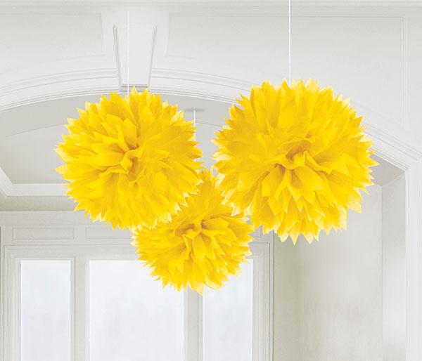 Fluffi Amarelo